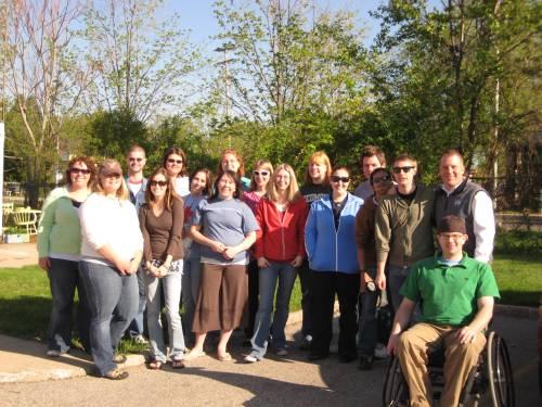 AmeriCorps Iowa Sendoff May 2009 010